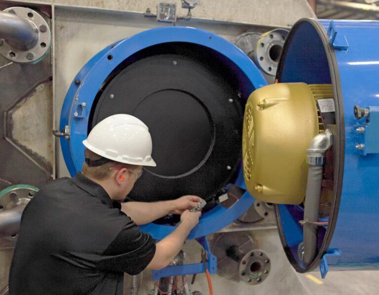 Horizontal Heater Service